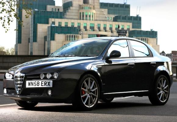 Alfa Romeo 159 (Quantum of Solace)
