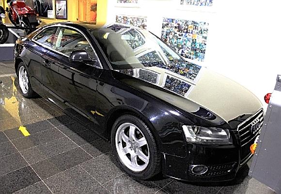 Audi A5 (Skyfall)