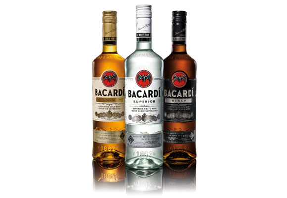 Bacardí Gold Superior And Black Make Clic To Know More