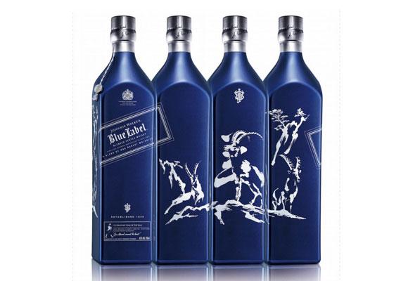 Johnnie Walker Blue Label Year of the Ram