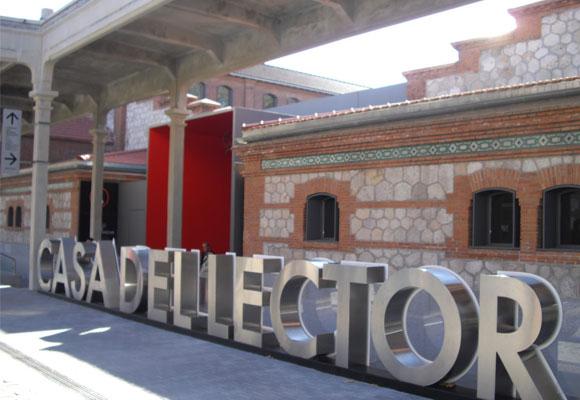 En La Casa del Lector de Matadero Madrid