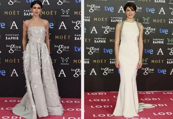 Nerea Barros y Bárbara Lennie se hicieron con los galardones de mejor actriz y fueron dos de las más elegantes