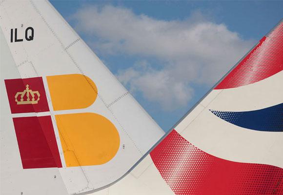 IAG es parte del grupo Iberia