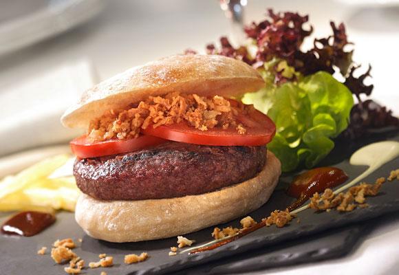 Vaca Nostra, hamburguesa