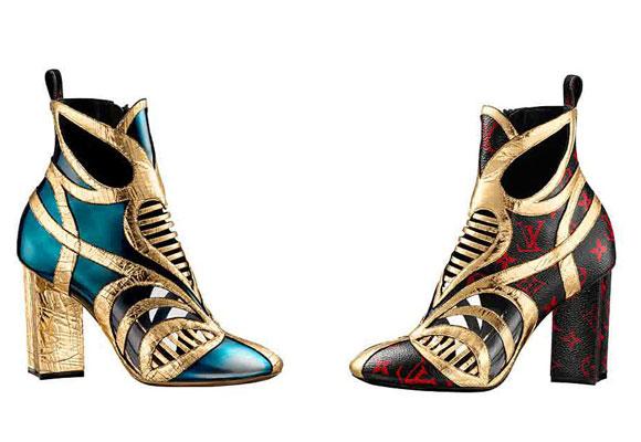 Louis Vuitton shoes. Haz clic para comprar