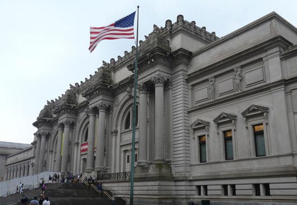 Metropolitan Museum NYC. Haz clic para saber más