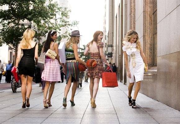 Sarah Jessica es un icono de la moda relacionada con Nueva York