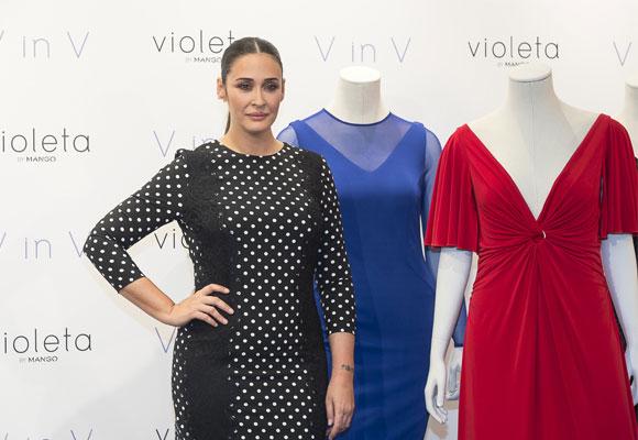 Vicky Martín Berrocal y Violeta by Mango