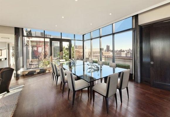 Ático de lujo en venta en NYC. Foto: es.luxuryestate.com
