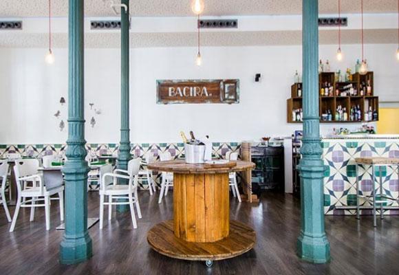 Restaurante Bacira. Foto: restaurante Bacira