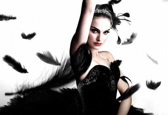 Natalie Portman en Black Swan. Fotografía: