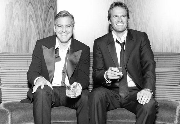 George Clooney y su socio