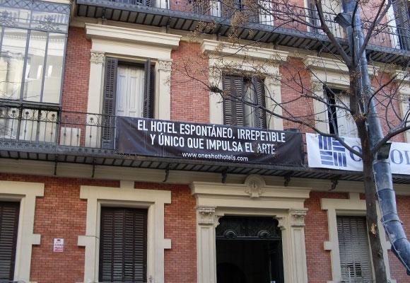 Edificio en la calle Fortuny donde se construirá un hotel de lujo