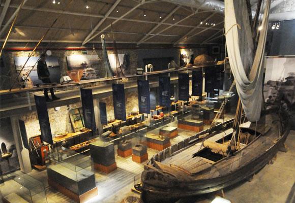 Museo del Mar de Palamós. Foto: César Justel. Haz clic para comprar tu entrada