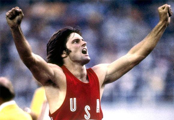Bruce Jenner fue un héroe olímpico en Monreal 1976