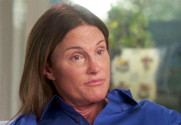 Bruce Jenner durante su entrevista en la cadena abc. Foto: nytimes