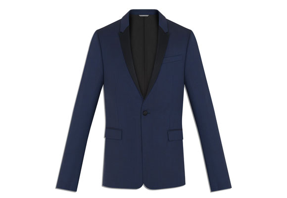 Detalle chaqueta Dior S/S 2015. Haz clic para comprarla
