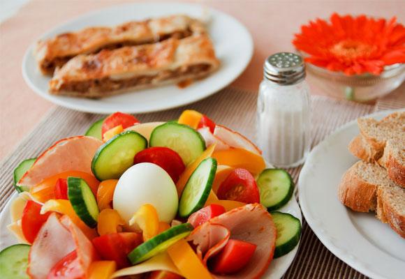 Adelgazar es posible siguiendo una dieta equilibrada