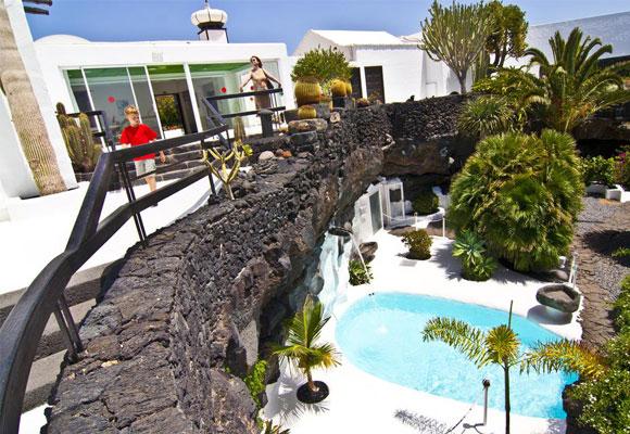 Taro de Tahiche, Lanzarote. Foto: holiday
