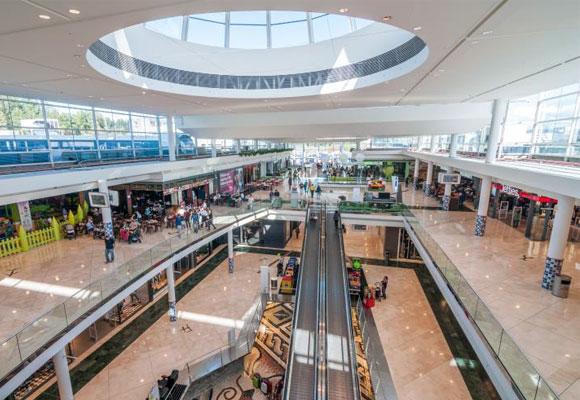 Los centros comerciales, pendientes del cuarto trimestre