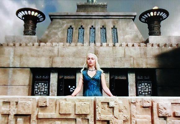 Daenerys Targaryen en Meereen