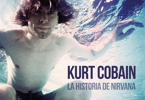 Libro sobre la historia de Kurt Cobain. Haz clic para comprarlo
