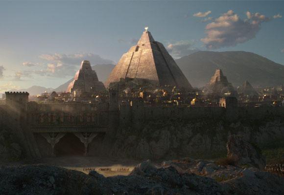 Gran Pirámide de Meereen