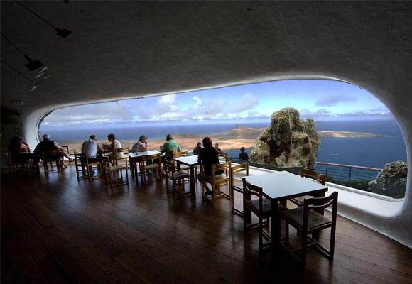 El Mirador del Río, Lanzarote. Foto: Flickr