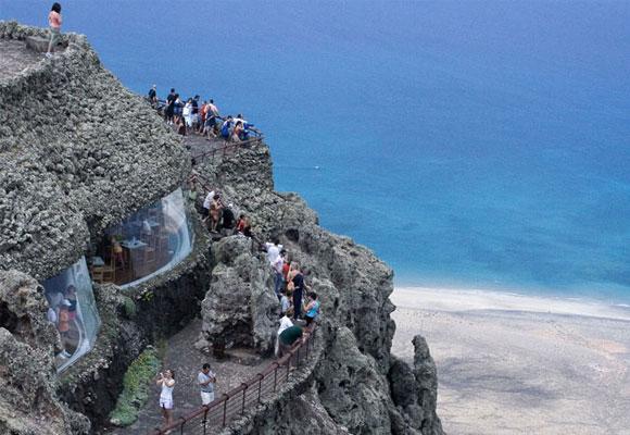 Mirador del Río, Lanzarote. Foto: trafficnews