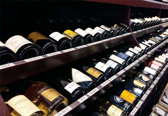 Distintas clases de champagne
