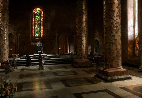 Sala del Trono en Desembarco del Rey