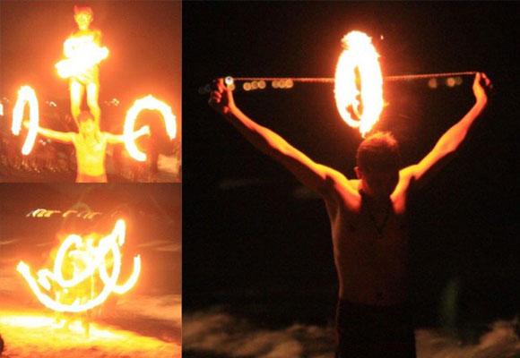El fuego de los festivales culturales
