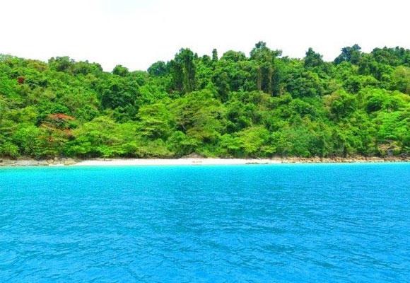 Tailandia cuenta con playas paradisíacas