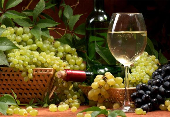 Vino blanco. Foto: es.forwallpaper