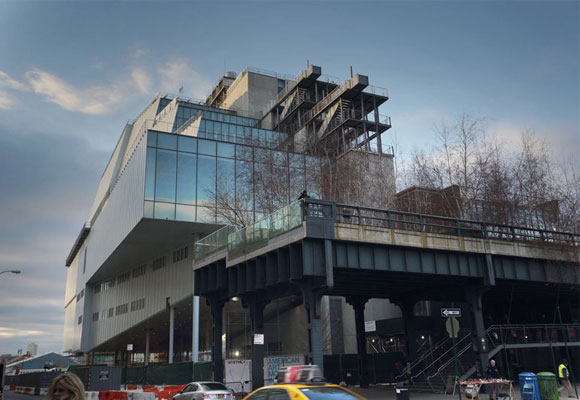 Museo Whitney en NYC