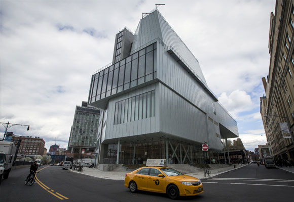 Museo Whitney de NYC. Foto: