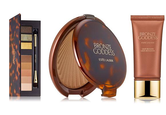Maquillaje Bronze Goddess, Estée Lauder. Haz clic para comprar