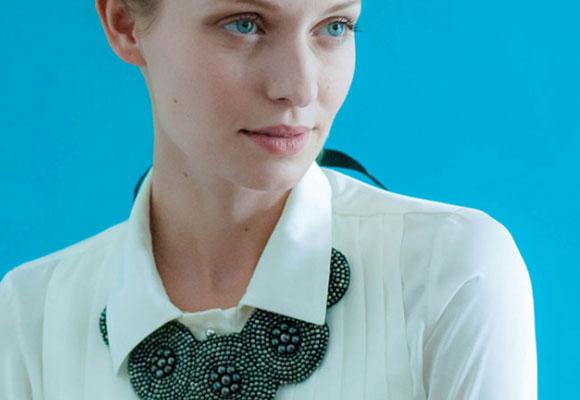 Maxi collar Papiroga. Haz clic para comprarlo