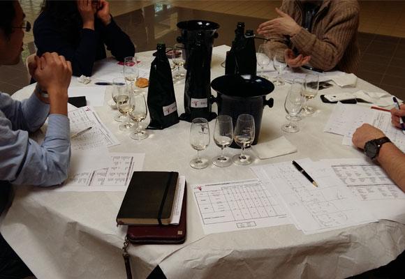 Concurso de vinos Canton des Riceys 2015