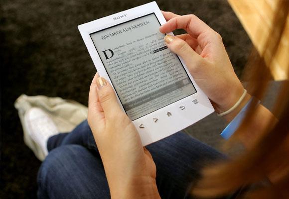 El libro electrónico ha llegado para quedarse. Foto: Getty