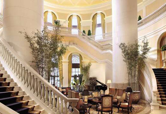 Hotel Four Seasons en Macau