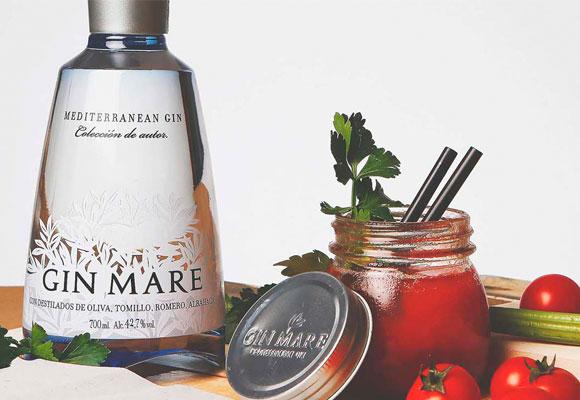 Bloody Mare con ginebra Gin Mare