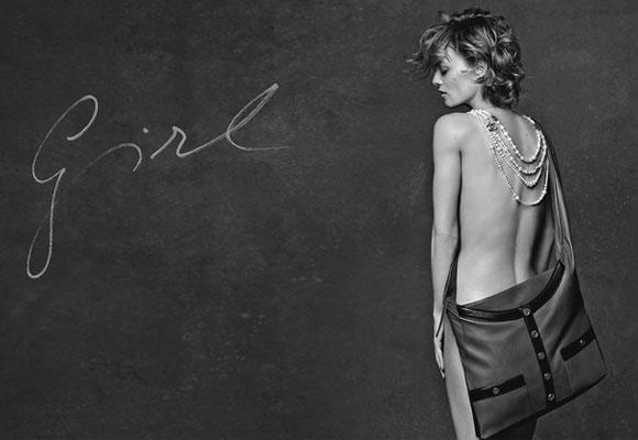 Vanesa Paradis para Chanel