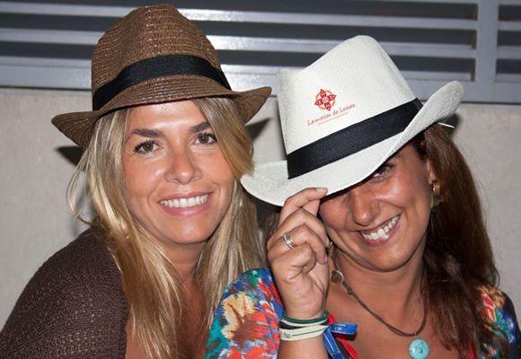 Sandra y Lorena son el alma de La Maison de Lossan