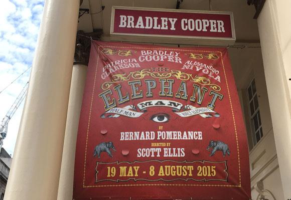 Bradley Cooper sorprende en 'Elephant 51'