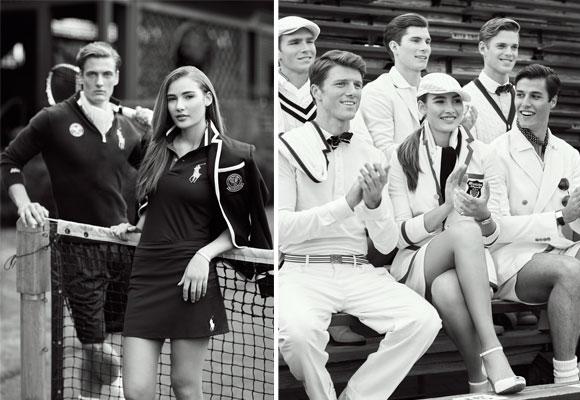 Polo Ralph Lauren es el patrocinador oficial de Winbledon