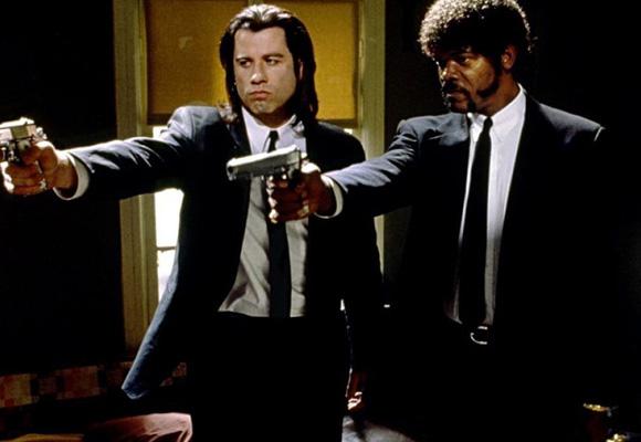 Escena de 'Pulp Fiction'
