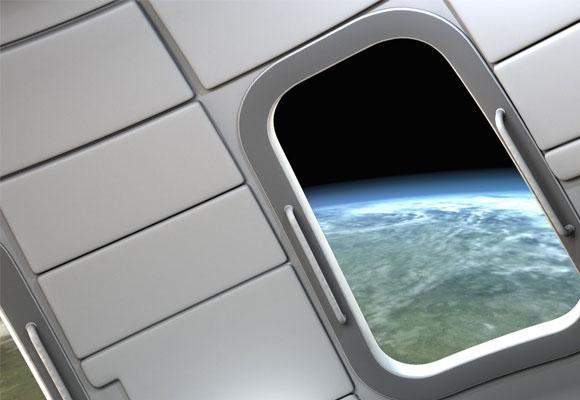 Jeff ha invertido en la empresa Blue Origin, de viajes al espacio. Foto: Blue Origin
