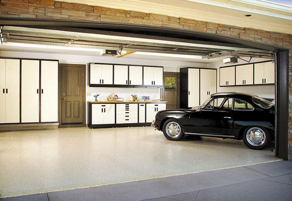 Garaje donde Bezos comenzó a dar vida a sus ideas