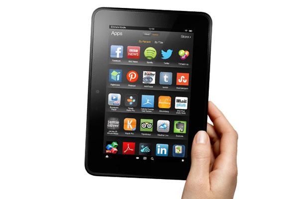 Kindle Fire, amazon